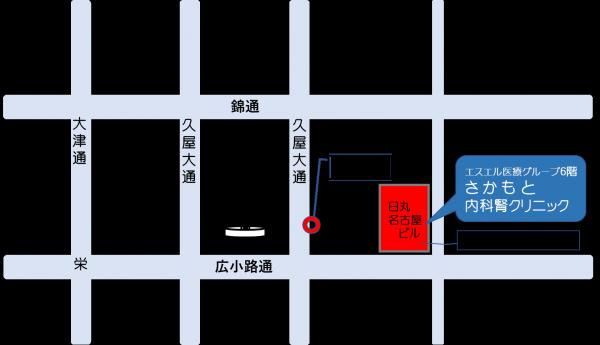 名古屋市中区新栄町1-3 /